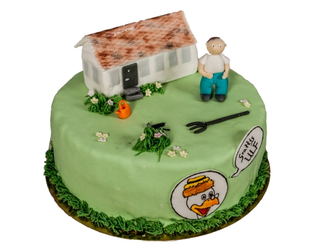 Ulfs tårta